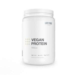 Life Time Fitness Vegan Protein