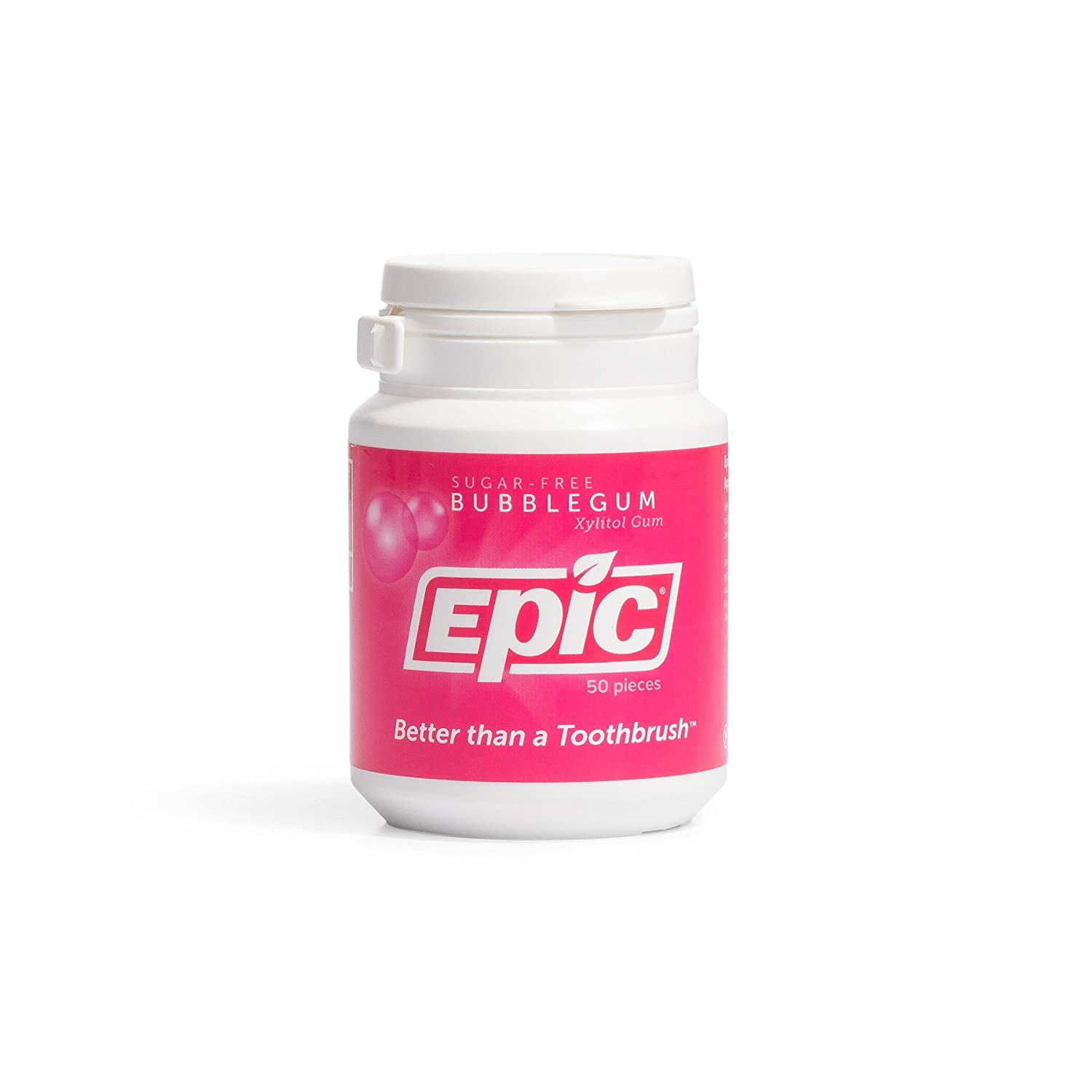 Natural Epic gum with xylitol