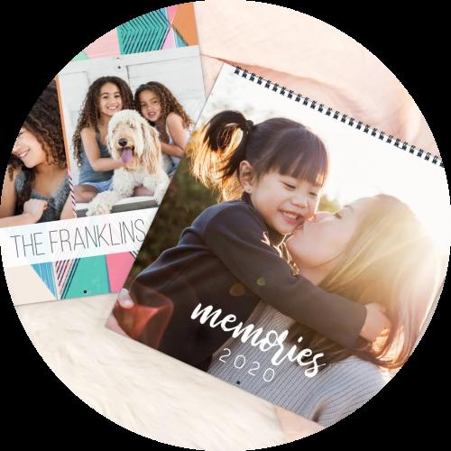 mixbook photo calendar