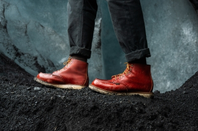 Red Wing Heritage GORE-TEX Classic Moc