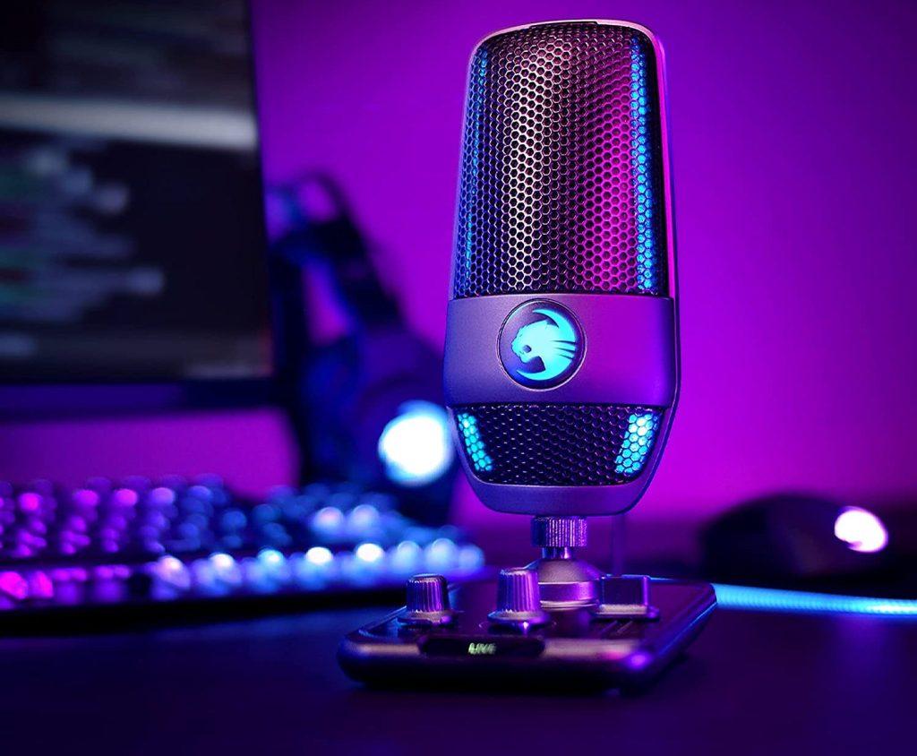 roccat gaming mic