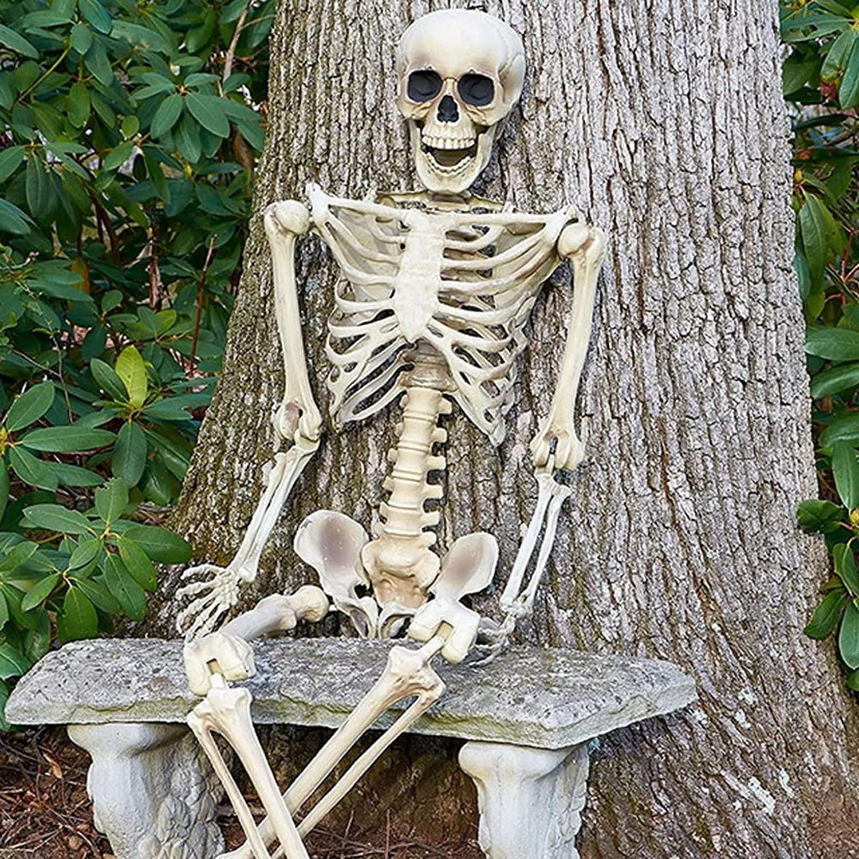 CHICHIC 5.4ft Halloween Skeleton