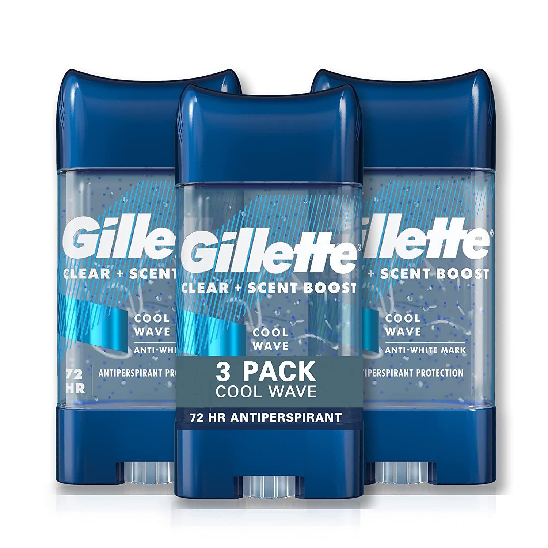 Gillette Antiperspirant Deodorant