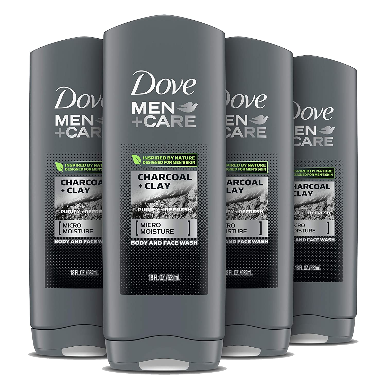 Dove Men+Care Elements Body Wash