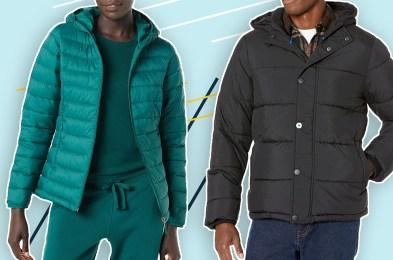 Amazon-puffer-jacket-lightning-deals