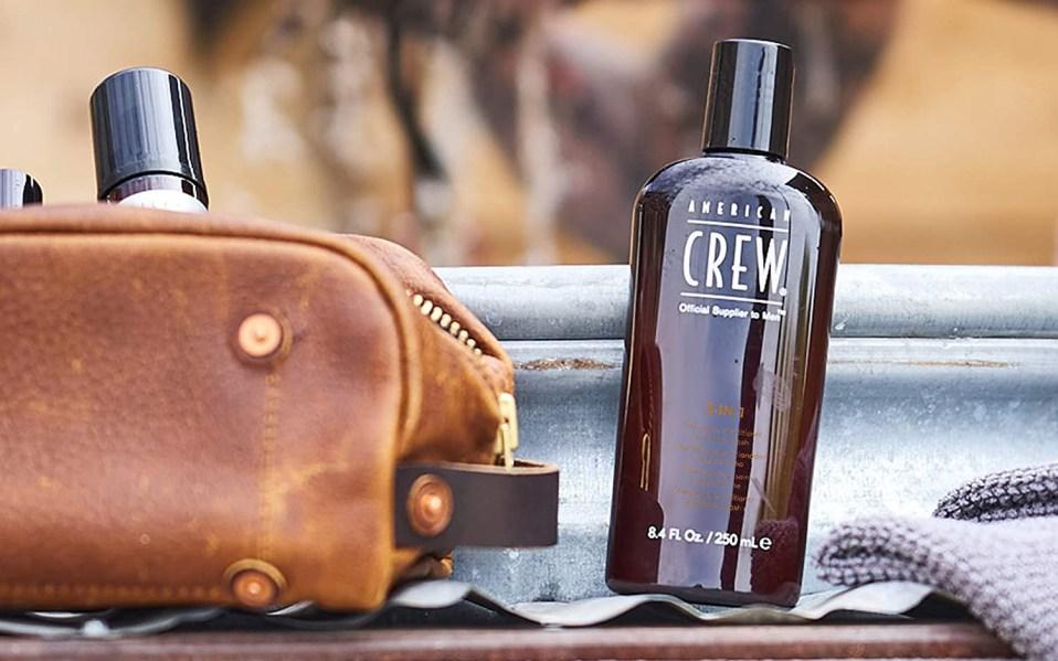 American Crew 3 in 1 shampoo,