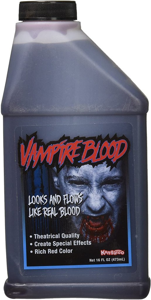 Pint of Blood BEST ACCESSORY