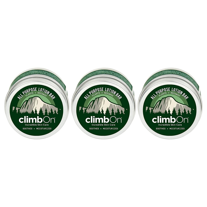 ClimbOn All-Purpose Lotion Bars; best lotion bars