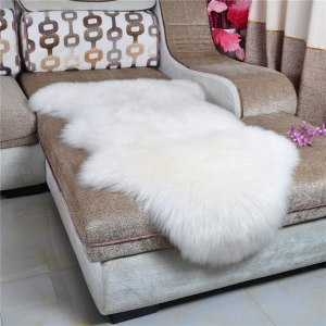 faux animal rugs dikoaina classic soft