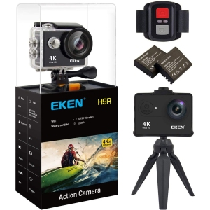 EKEN action camera, bird feeder cameras