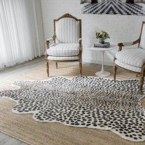 erin gates by momeni faux animal rug