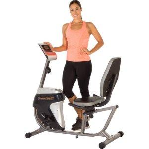 fitness reality R4000 recumbent exercise bike, exercise bikes for seniors