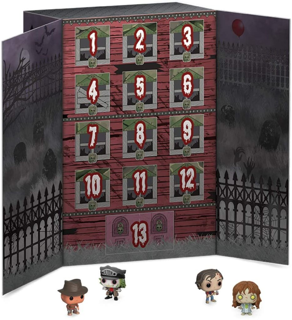 Funko Advent Calendar: 13 Day Spooky Halloween Countdown