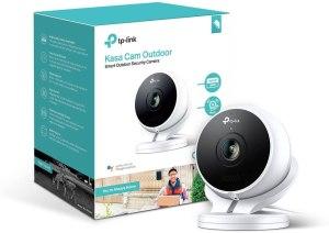 Kasa outdoor camera, bird feeder cameras