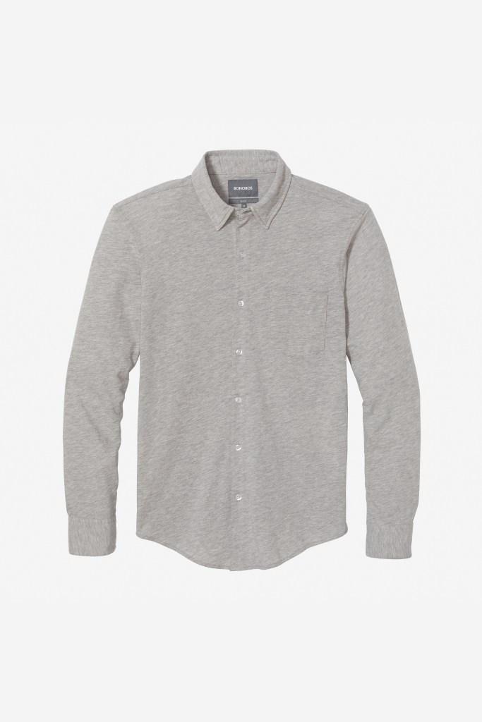 Bonobos Knit Button-Down BEST T-SHIRT REPLACEMENT