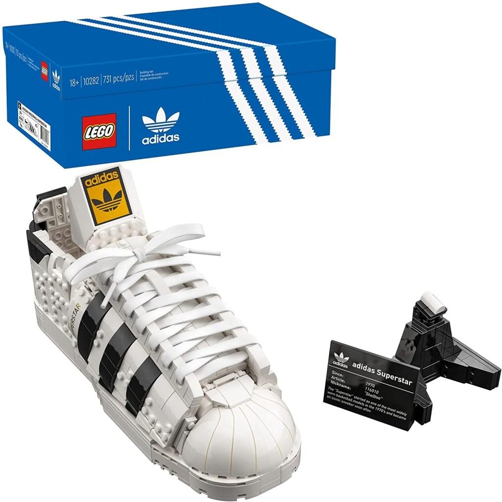 LEGO Adidas Originals Superstar Building Kit