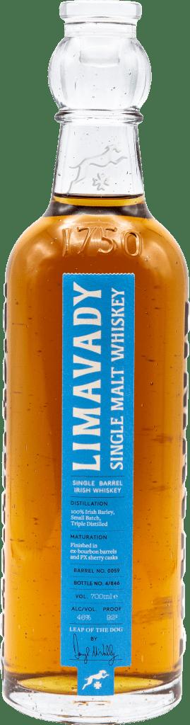 Limevady bottle image