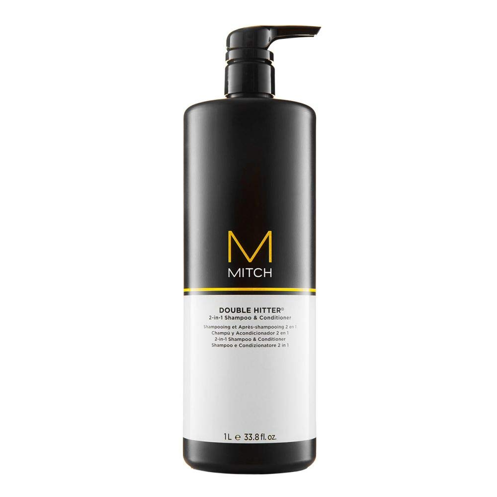MITCH Double Hitter 2 in 1 Shampoo and Conditioner by Paul Mitchell