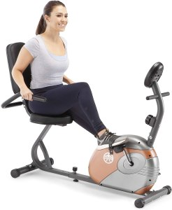 marcy recumbent exercise bike, exercise bikes for seniors