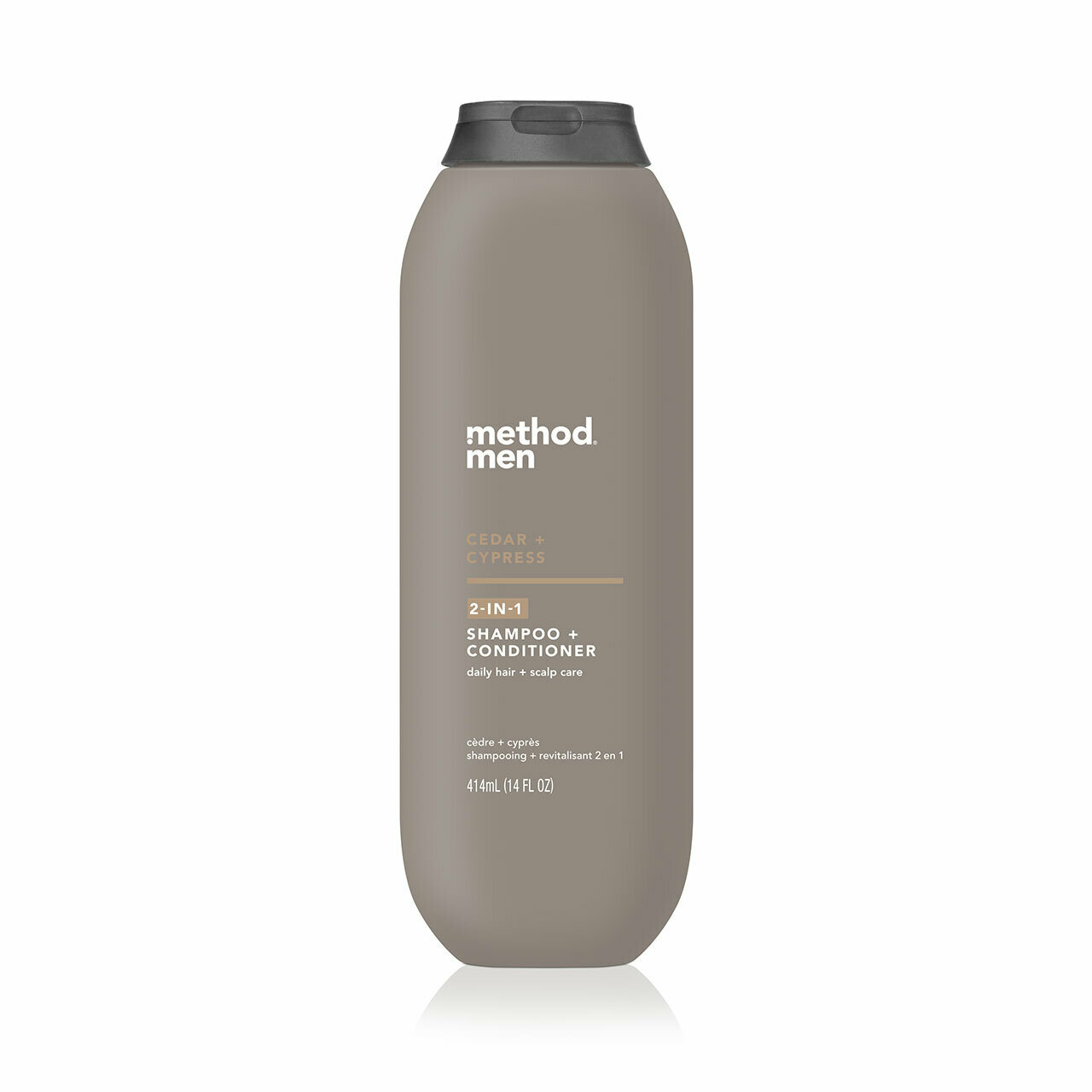 Method Men Cedar and Cypress 2 in 1 Shampoo and Conditioner