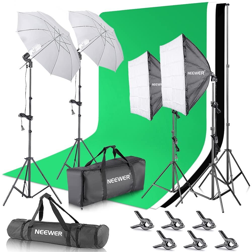 Neewer Green Screen Kit