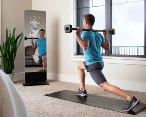 ProForm Vue review, fitness mirror review