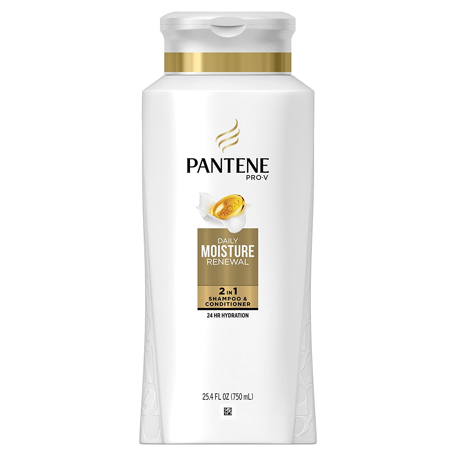 Pantene Pro V Daily Moisture Renewal 2 in 1 Shampoo and Conditioner