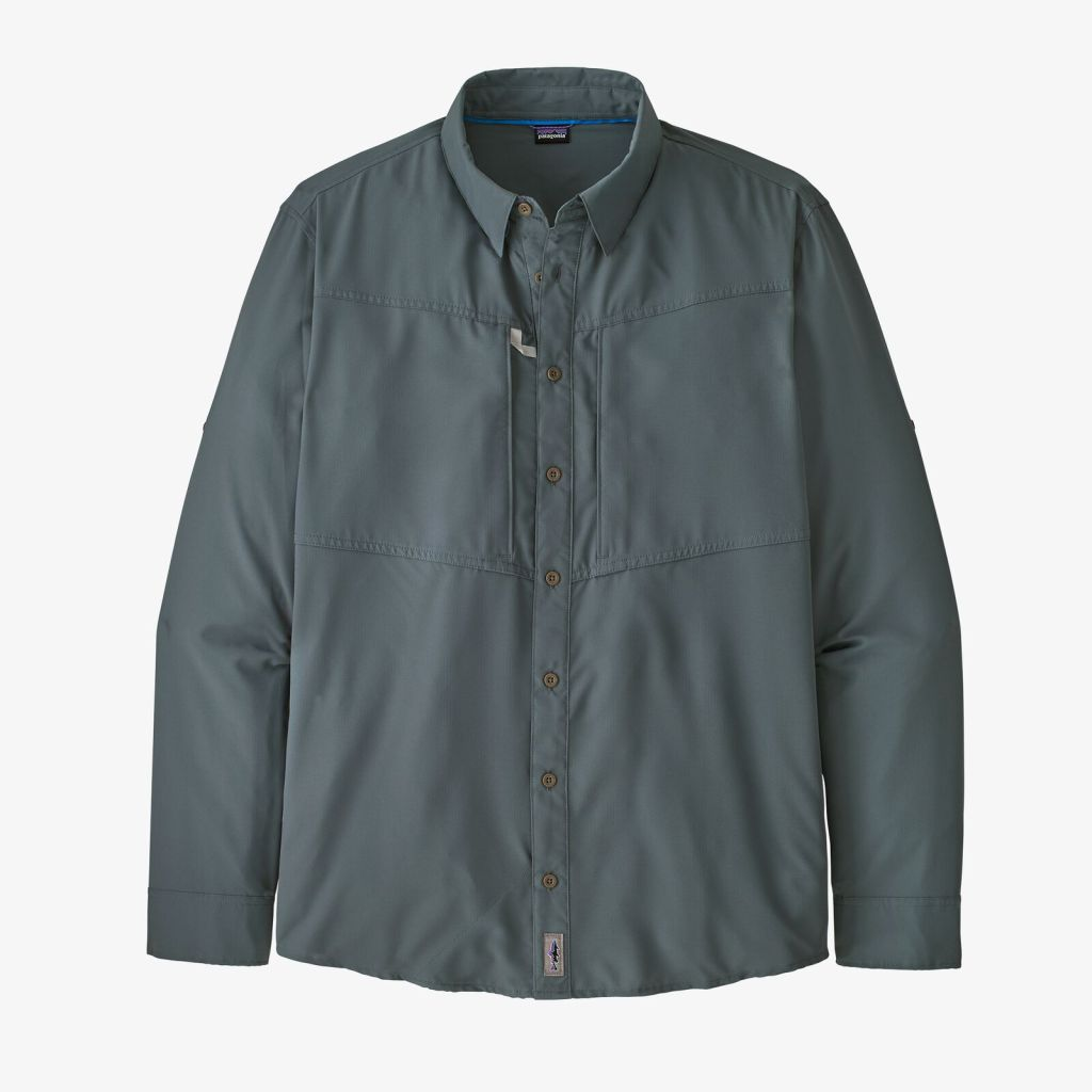 Patagonia Sol Patrol Shirt MOST SUSTAINABLE