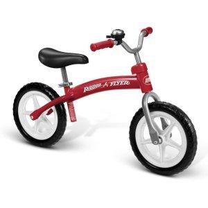 Radio Flyer balance bike, best balance bikes