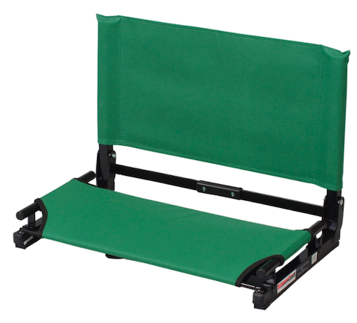 The Stadium Chair Co. Deluxe Wide Stadium Chair