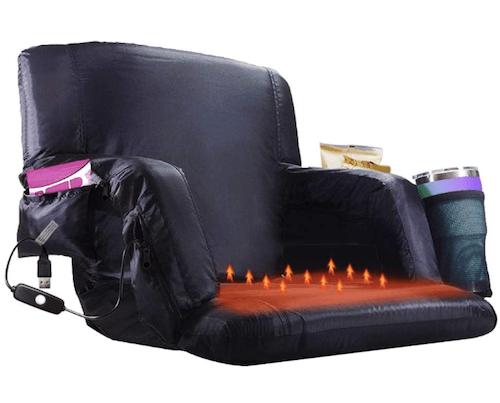 Blufree Heated Stadium Seat