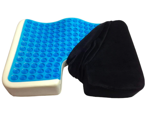 Kiebe Coccyx Seat Cushion