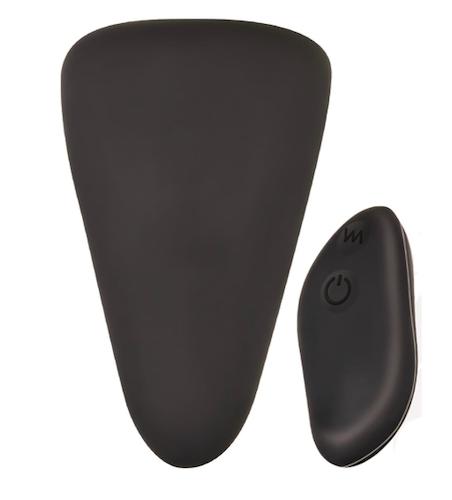 Hidden Pleasure Rechargeable Panty Vibrator, Best Couples' Vibrator
