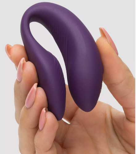 We-Vibe Chorus App and Remote Controlled Couple's Vibrator