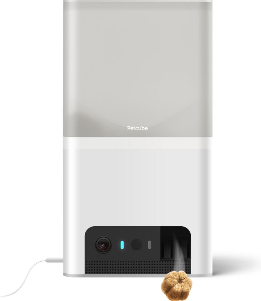 Petcube Bites 2 Lite Interactive WiFi Pet Monitoring Treat Dispenser Camera