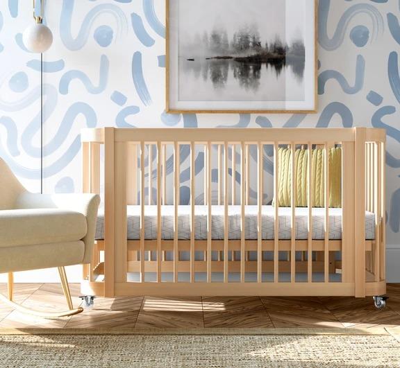 The Wave Crib by Nestig