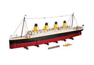 Titanic® LEGO model