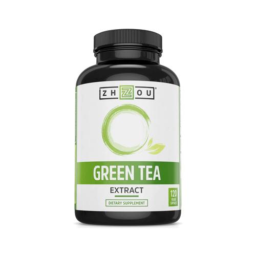Zhou green tea extract