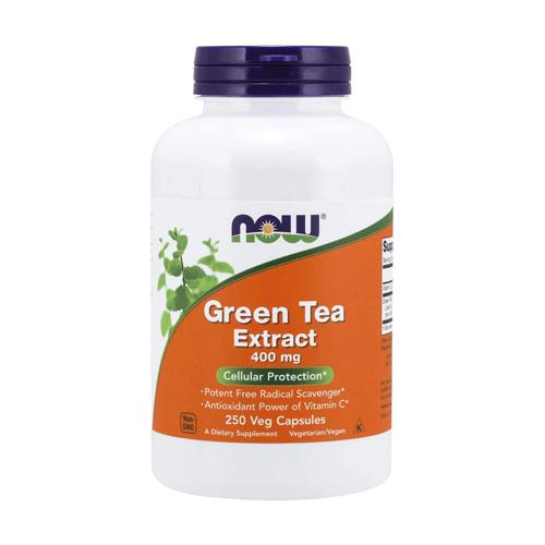 NOW Supplements Green Tea Extract, Green Tea Fat Burner