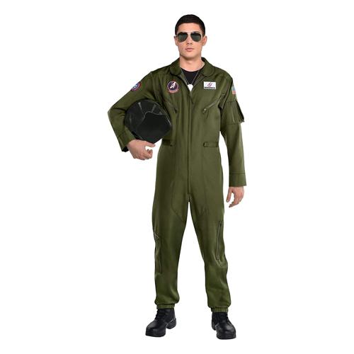 Party City Top Gun: Maverick Flight Costume