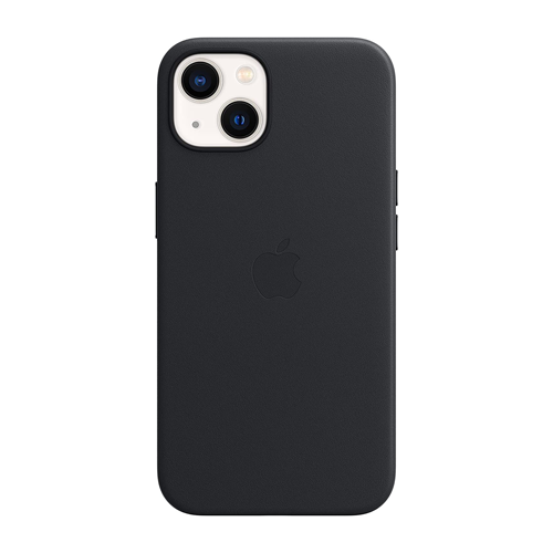 Apple iPhone 13 Leather Case with Magsafe