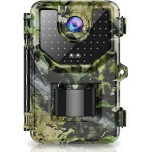 vikeri trail camera, bird feeder cameras