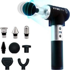 Vybe percussion massage gun, best massage guns on Amazon