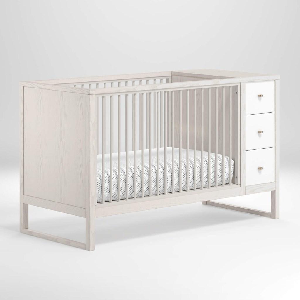 West Storage Baby Crib
