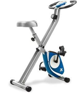 XTERRA foldable exercise bike, exercise bikes for seniors