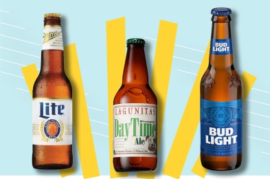 lowest calorie beer