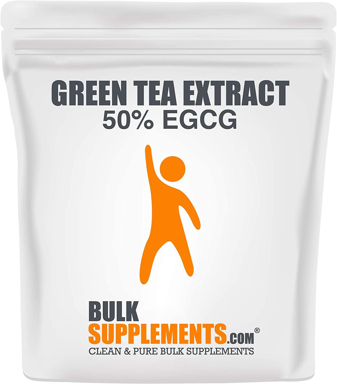 bulk supplements green tea powder