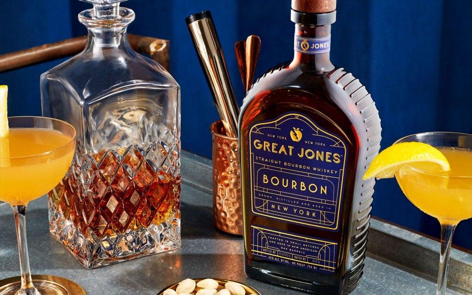 great jones bourbon