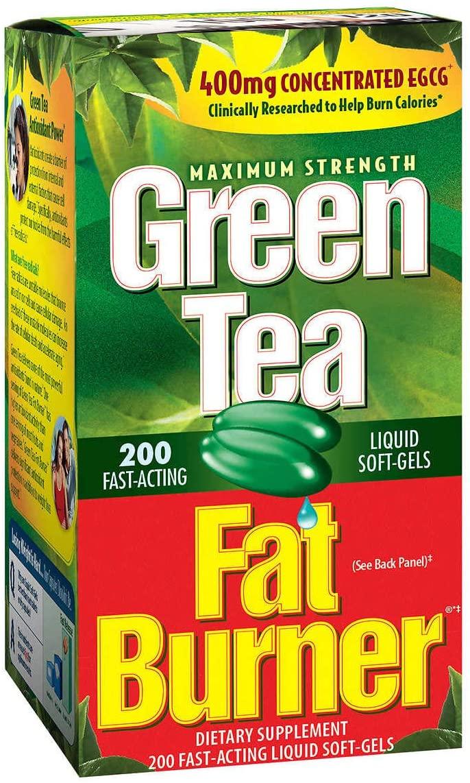 applied nutrition green tea