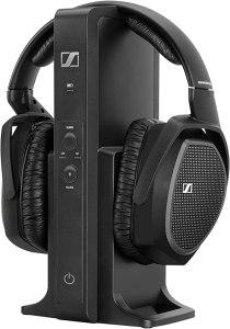 Sennheiser RS 175 RF Wireless Headphone System, best headphones for tv
